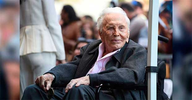 Muere Kirk Douglas, el último gran actor del viejo Hollywood