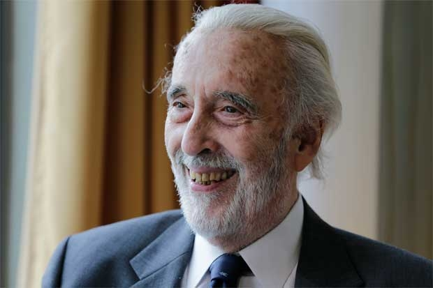 Fallece el actor Christopher Lee, que encarnó al Conde Drácula