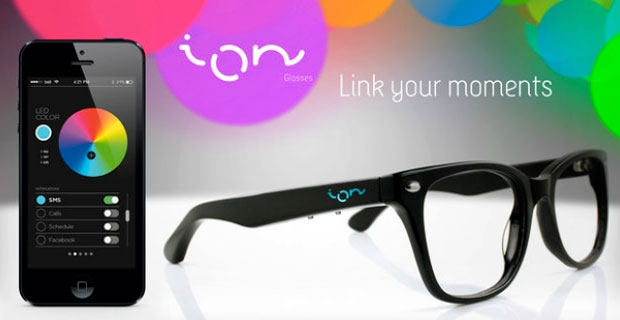 ION Glasses: gafas inteligentes 'made in Spain', por 79 euros
