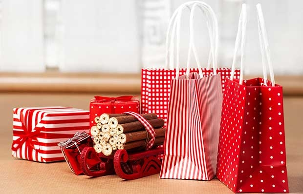 4 alternativas creativas al papel de regalo