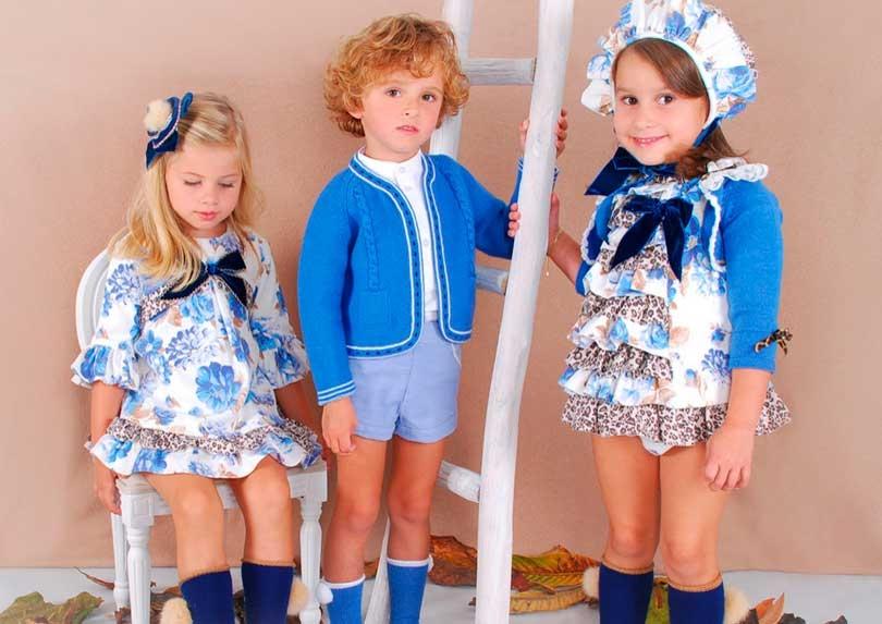 moda infantil kauli